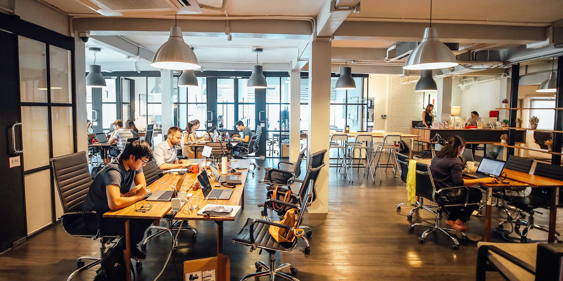 How renting a private office in a coworking building can save you money